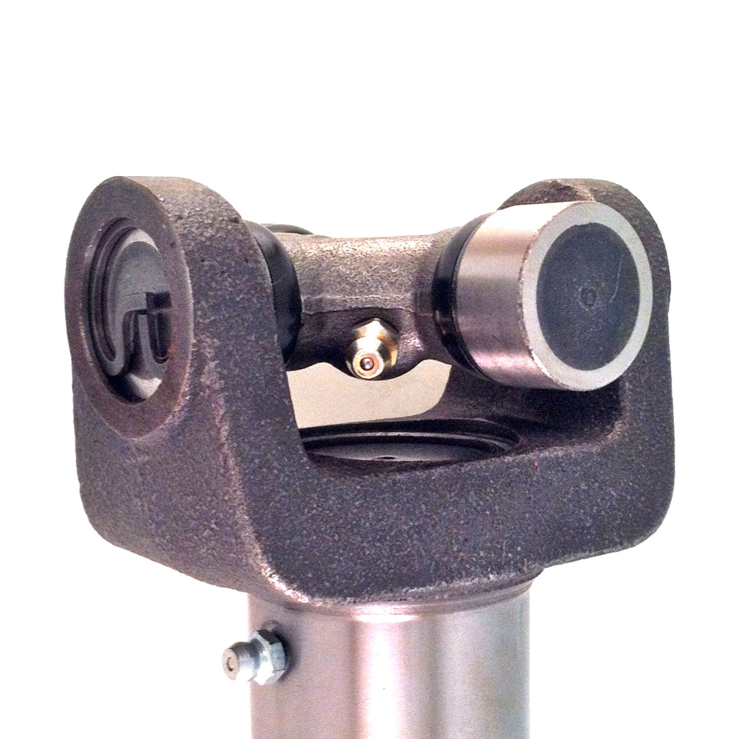 U-Joint with Outside Snap Rings