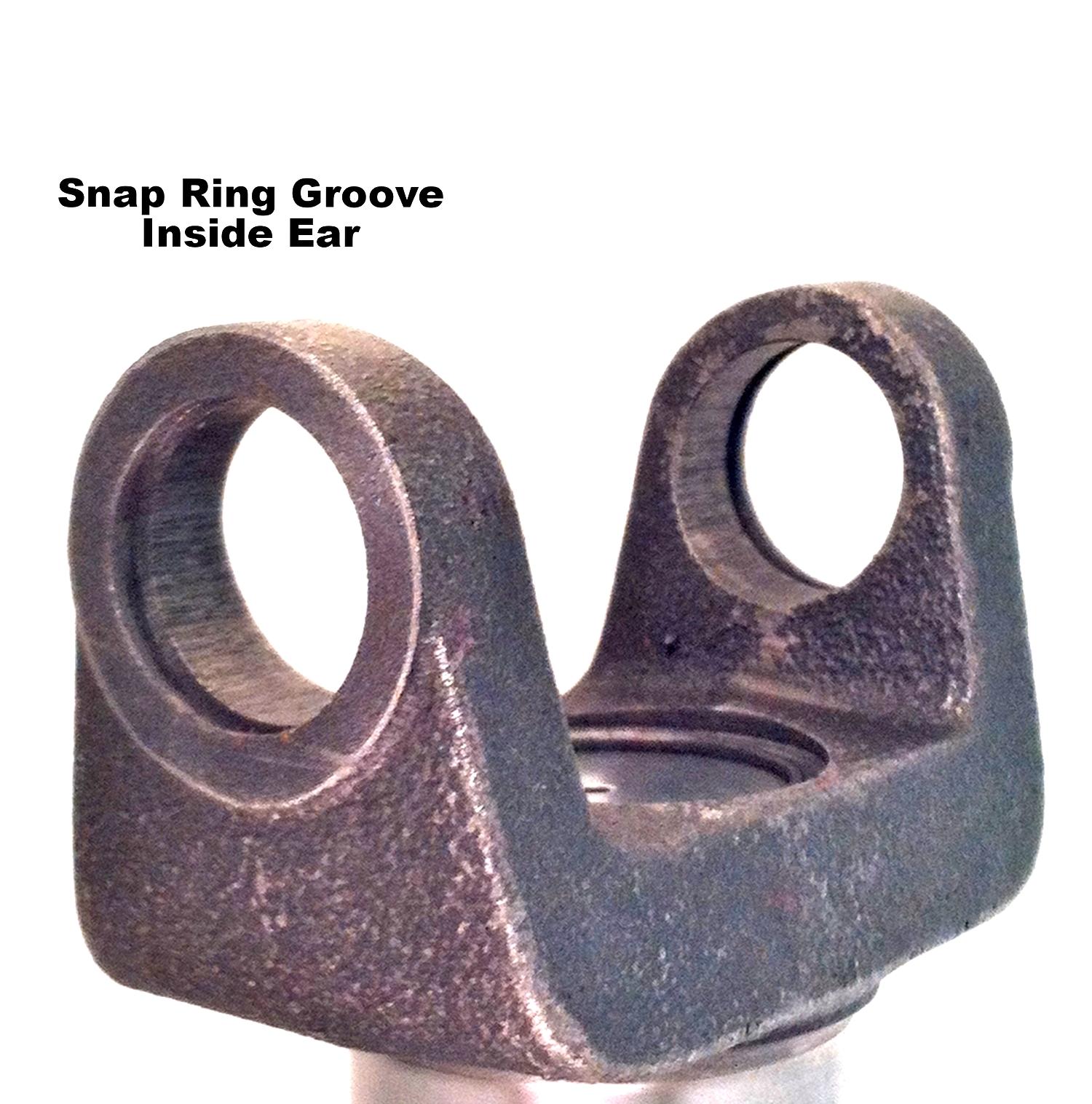 Slip Yoke for Outside Snap Rings