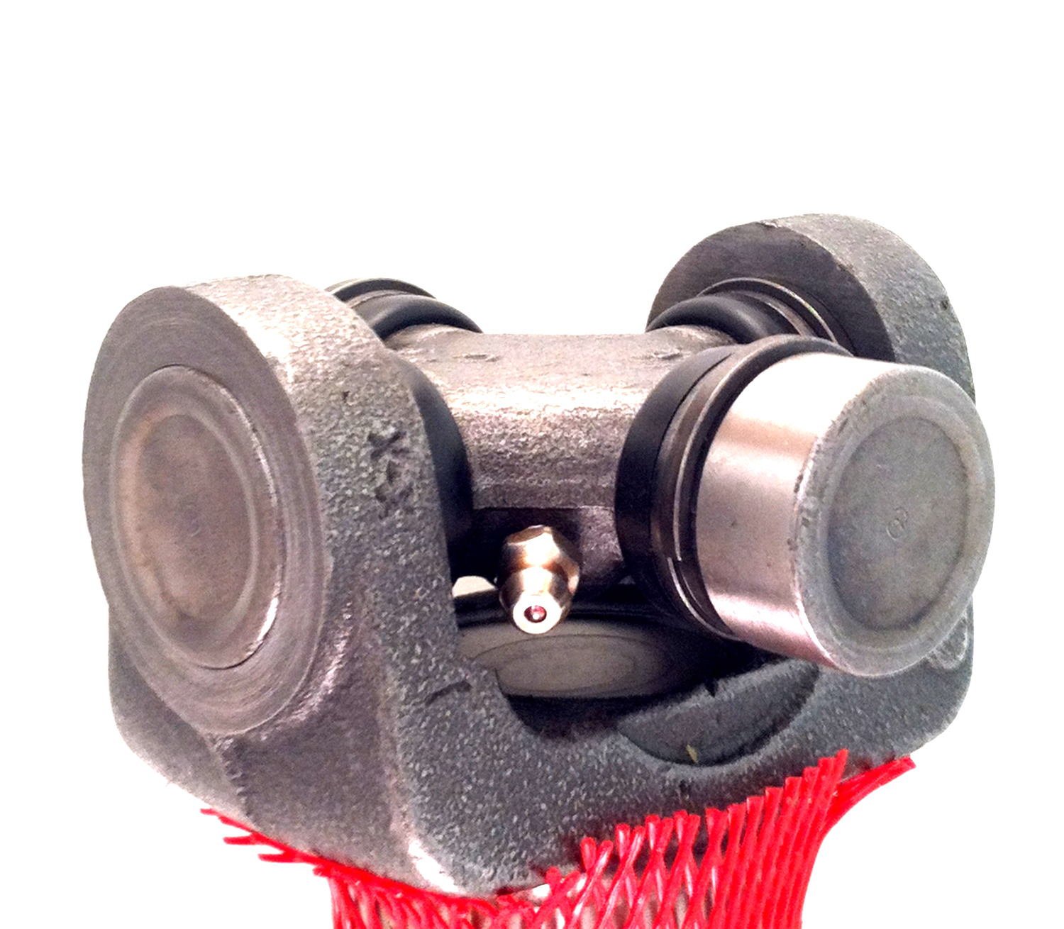 U-Joint with inside snap rings