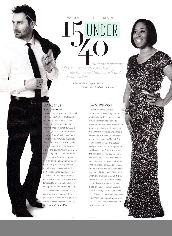 Atlanta Homes and Lifestyles Magazine