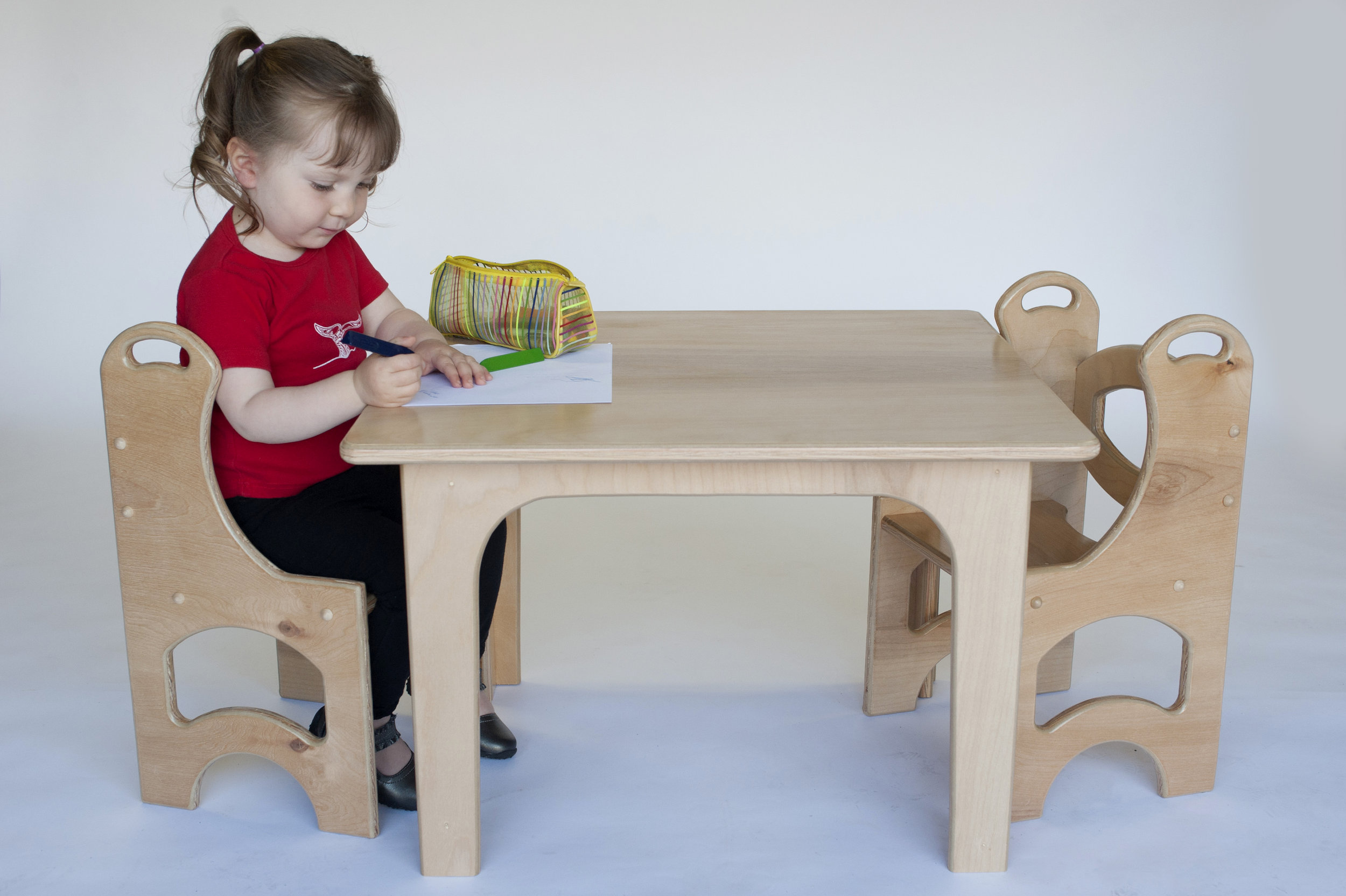 Basic Table and Chair Set