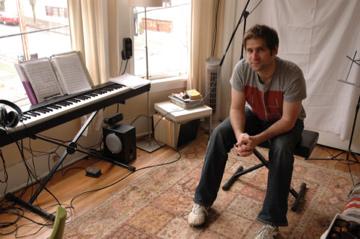 The studio apartment.