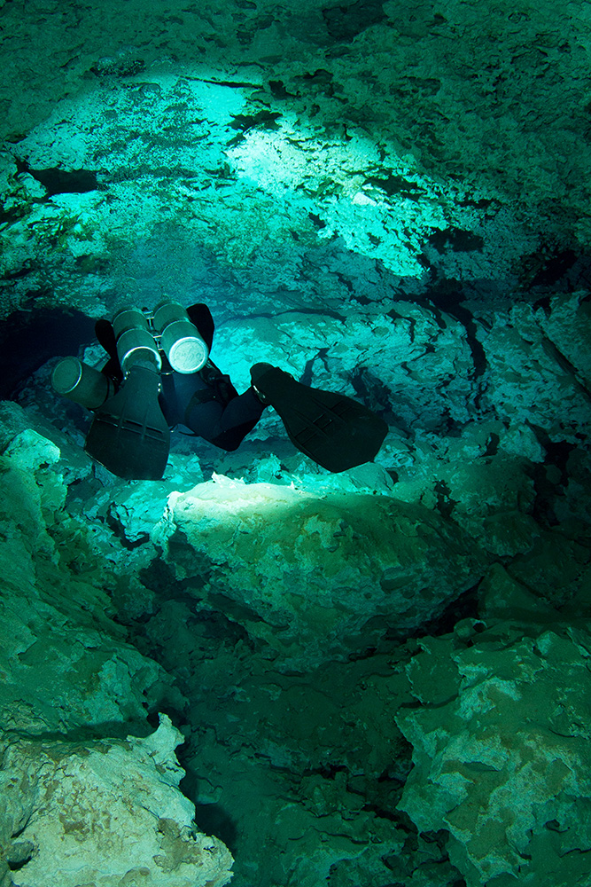 For non-cave divers, it may be just a bunch of wet rocks but to the trained cave diver, the allure of history, archeology, biology, and discovery make cave diving an adventure unlike any other!