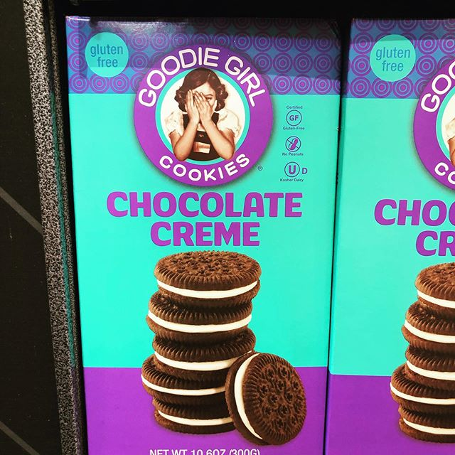 Oreo, Hydrox... Chocolate Creme? #Yikes