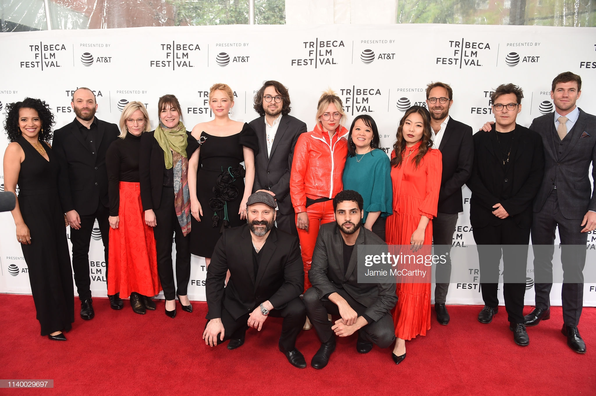 Nathan Halpern attends the Tribeca Film Festival premiere of SWALLOW