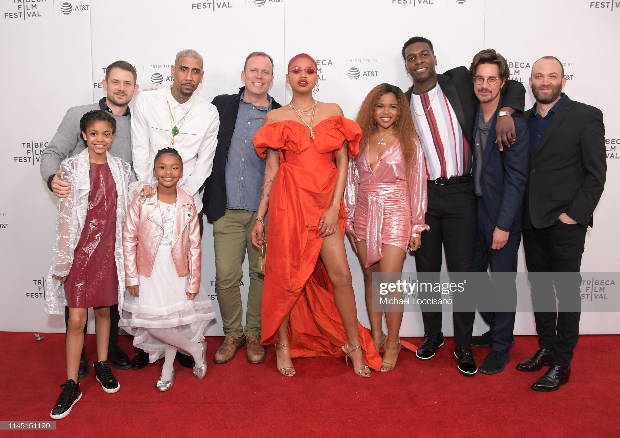 Nathan Halpern attends the Tribeca Film Festival premiere of GOLDIE
