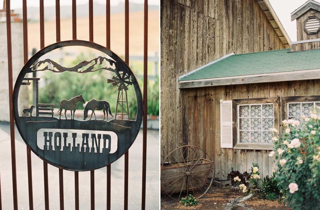 Hollan Ranch wedding