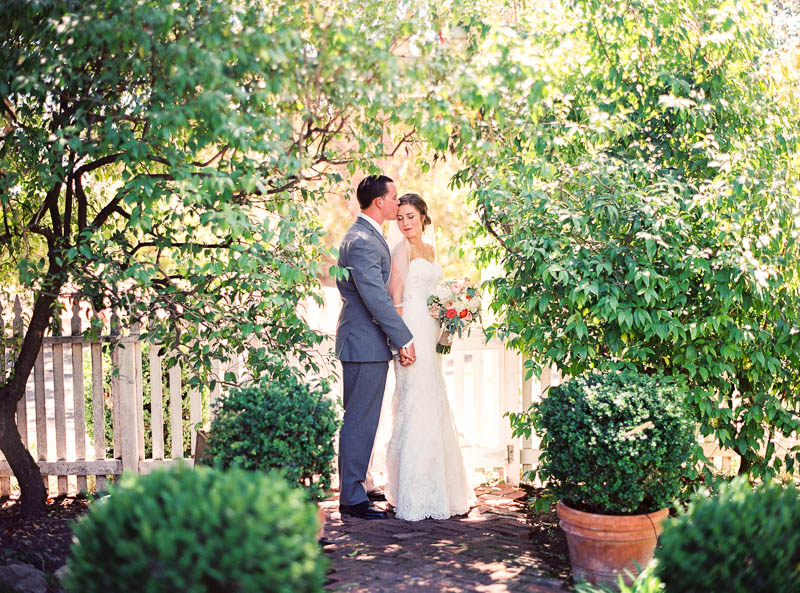 Dana Powers House wedding