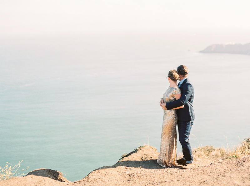 Marin Headlands wedding photography