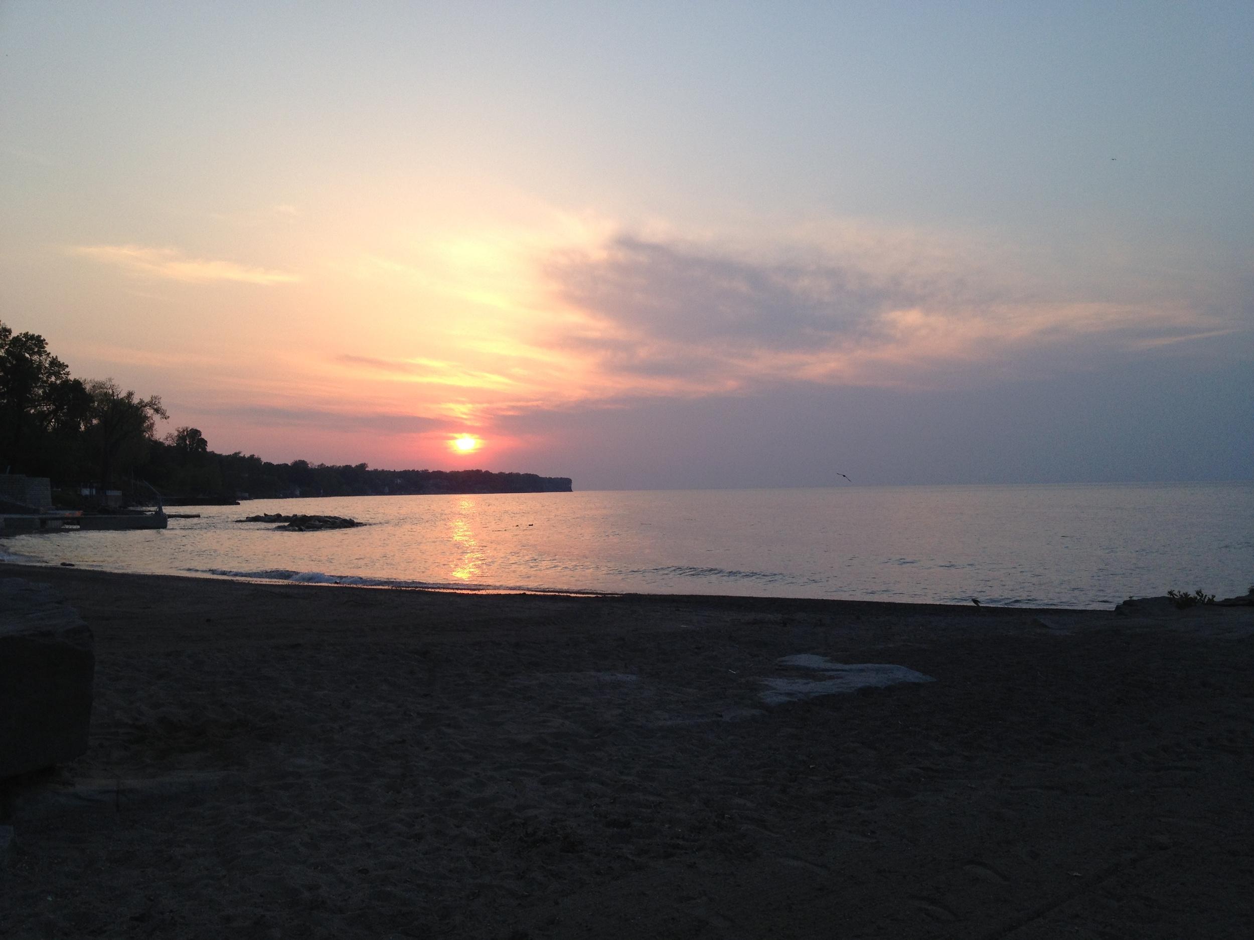 Huntington Beach, Lake Erie