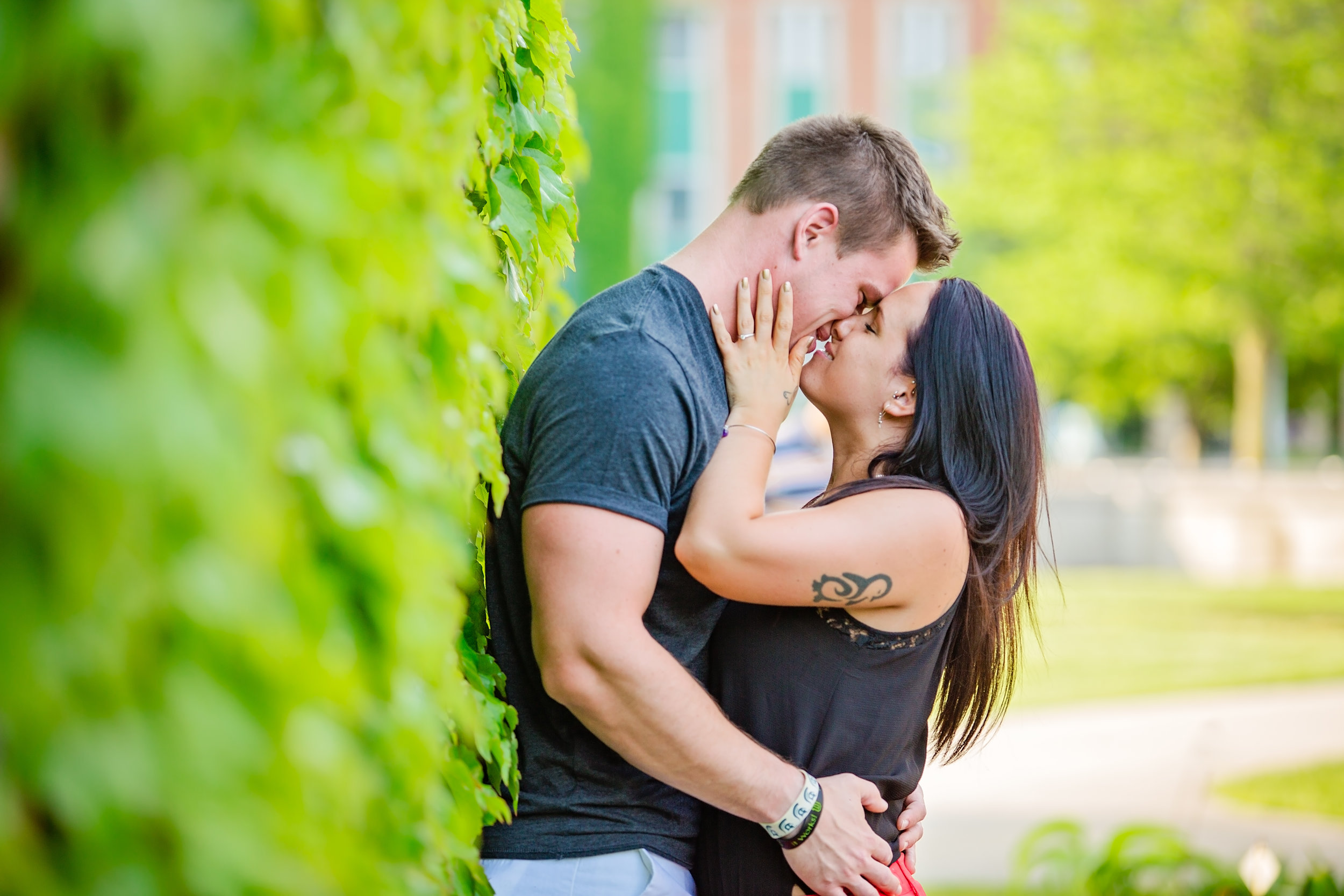 Amber did such an amazing job with my engagement photos. I couldn't be more pleased. They turned out absolutely stunning and captured the love my fiance and I share. I'd recommend her to everyone and anyone! - Chelsea Mcdaniel
