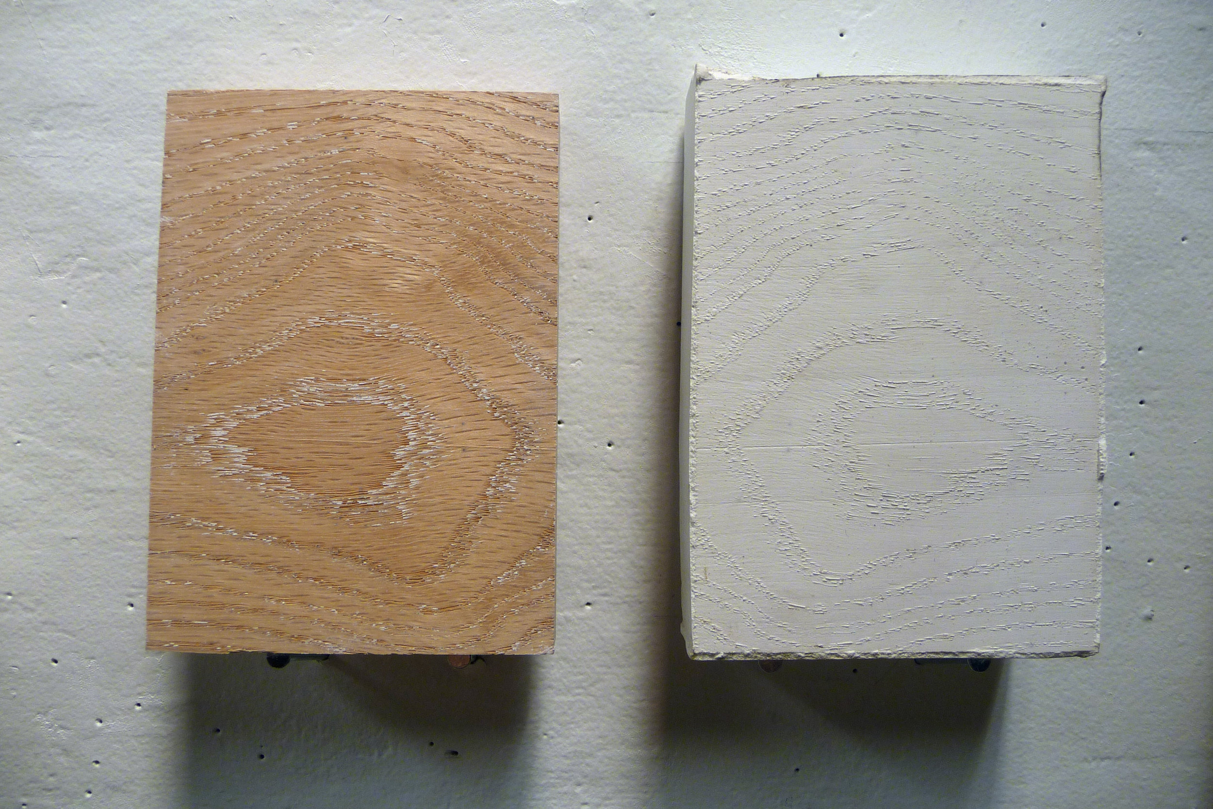 Wood and Plaster. 2012