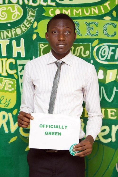 Olaniyi Timilehin - GCI Campus Rep, AAUA