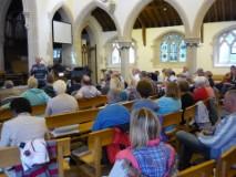EFL at Holy Trinity Church, Combe Down, Bath