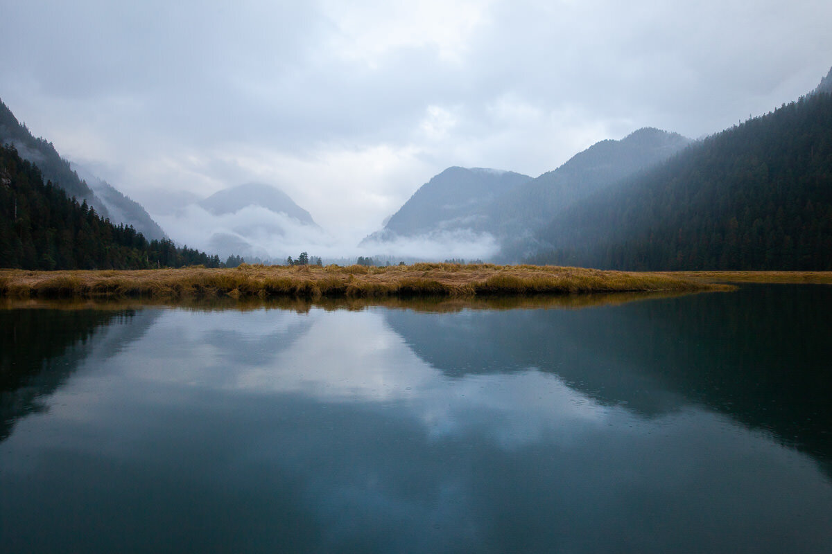 Khutze River Inlet