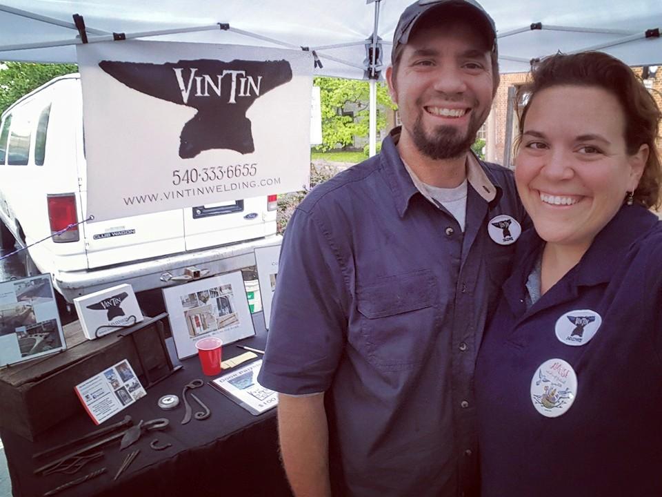 Amuse Art Fair in Winchester, VA -