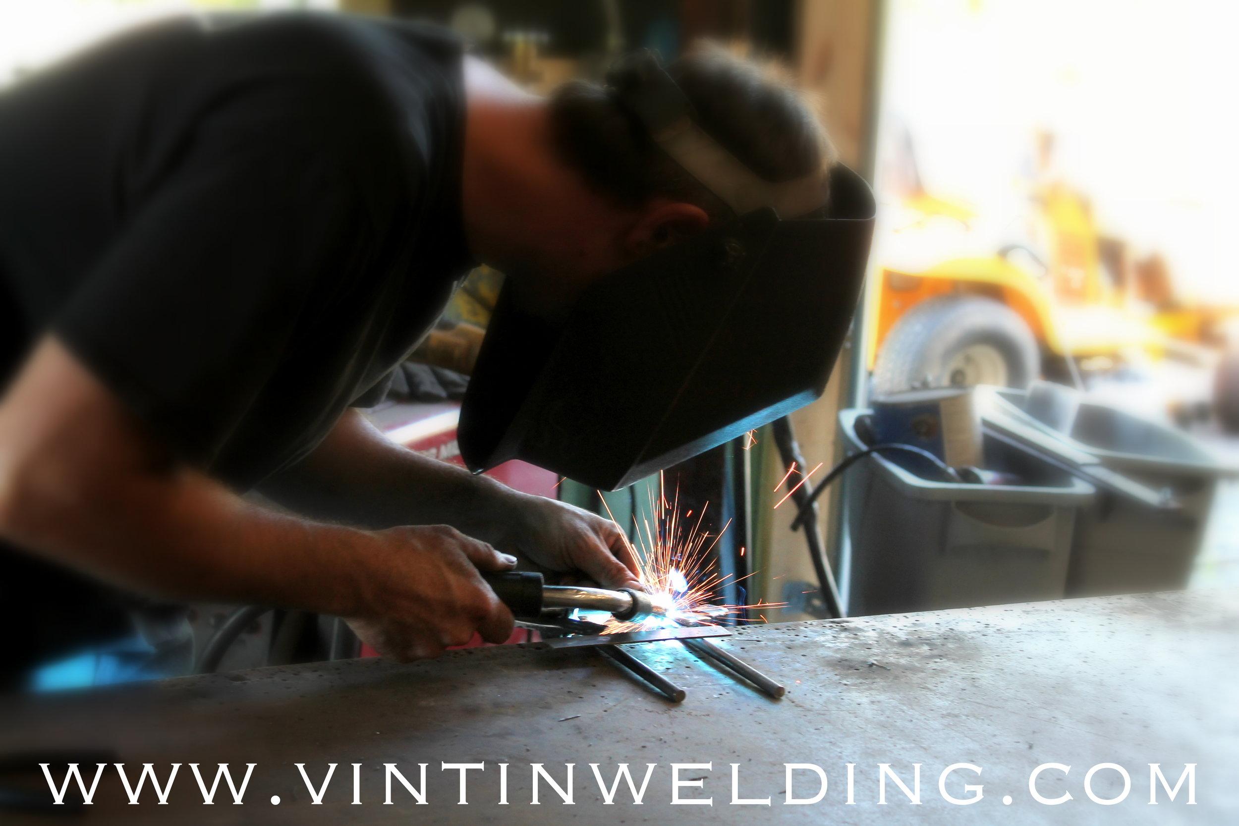 VinTin Welding- welder