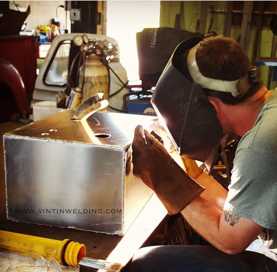 VinTin Welding - Fabrication