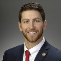 Riordan T. McClain   Ohio Representative - 87th District    Click here for contact information    Website   Facebook   Twitter   LinkedIn