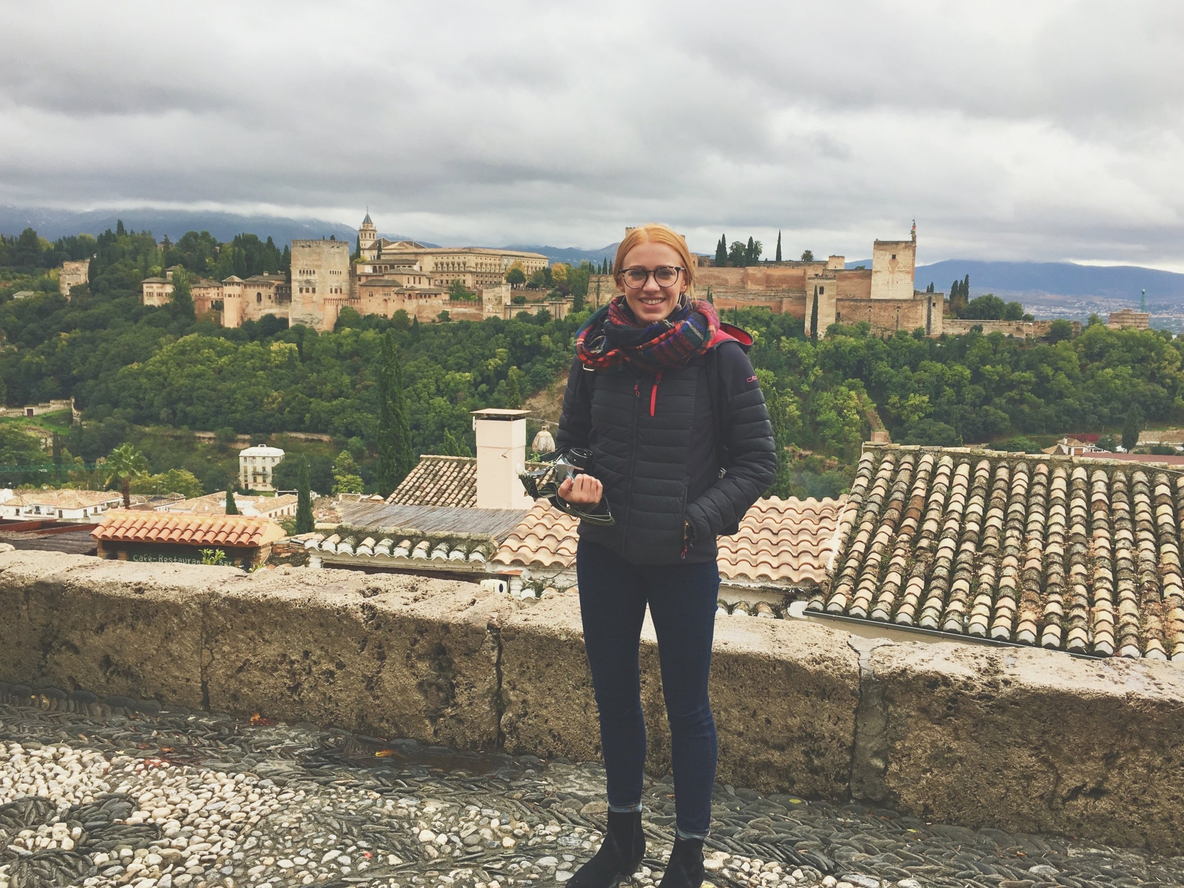 - look ma, the alhambra!