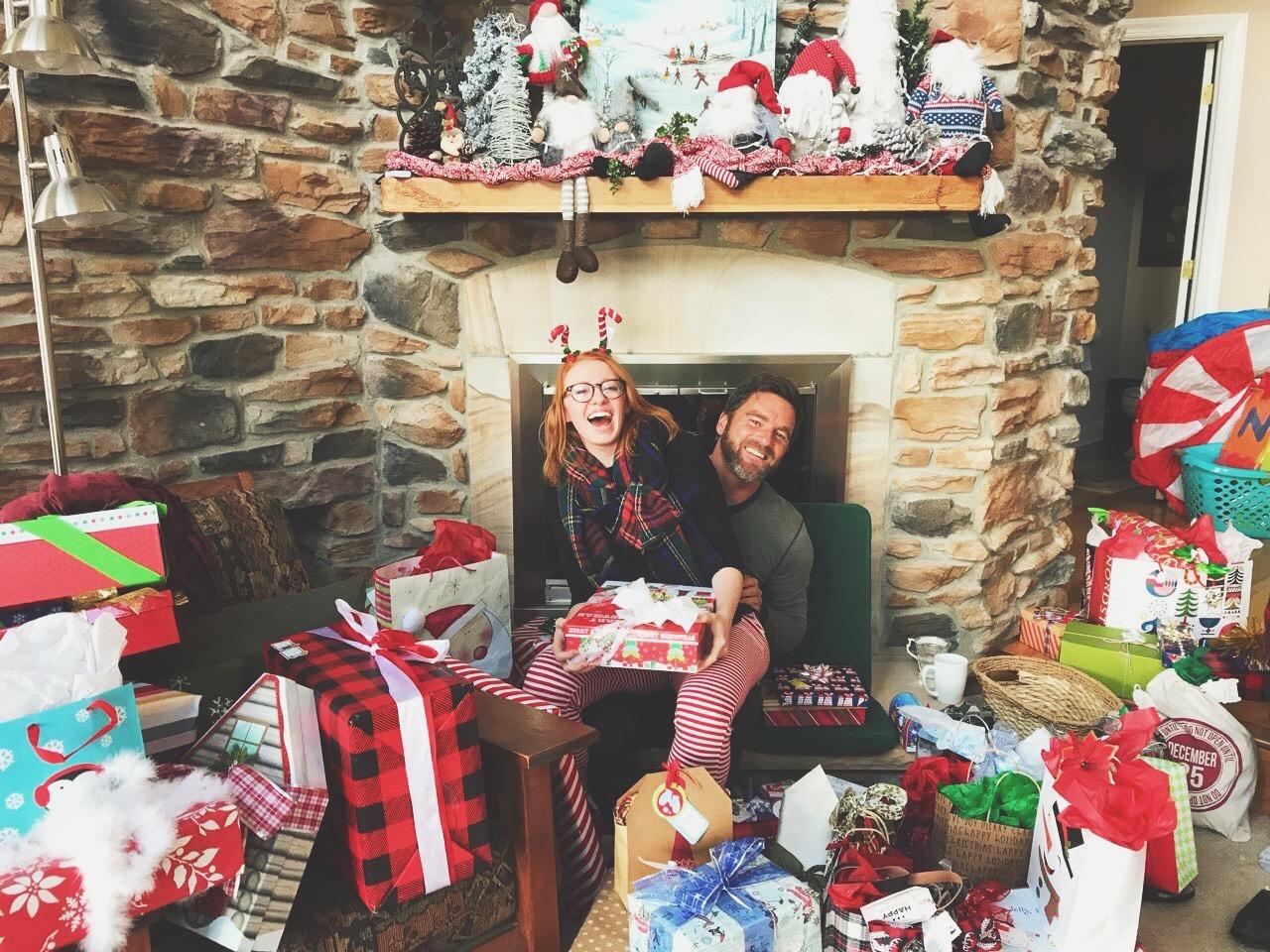 - last Christmas…