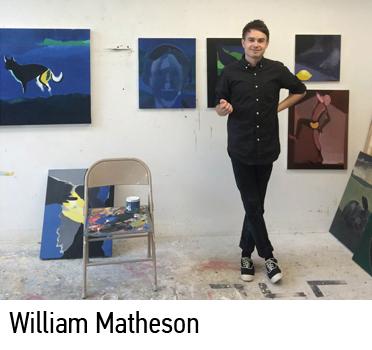 William Matheson interview