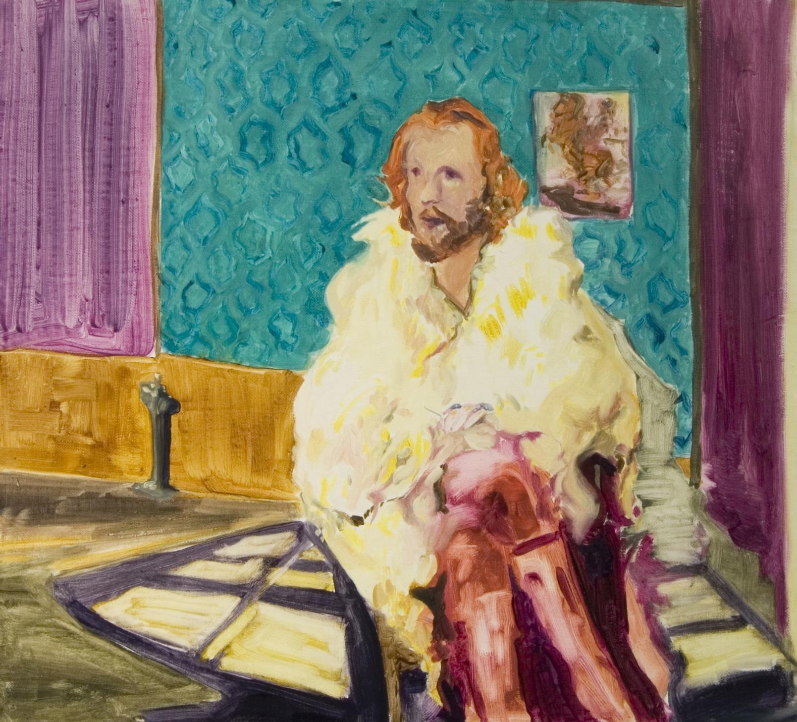 Fur Coat: Prince Colors