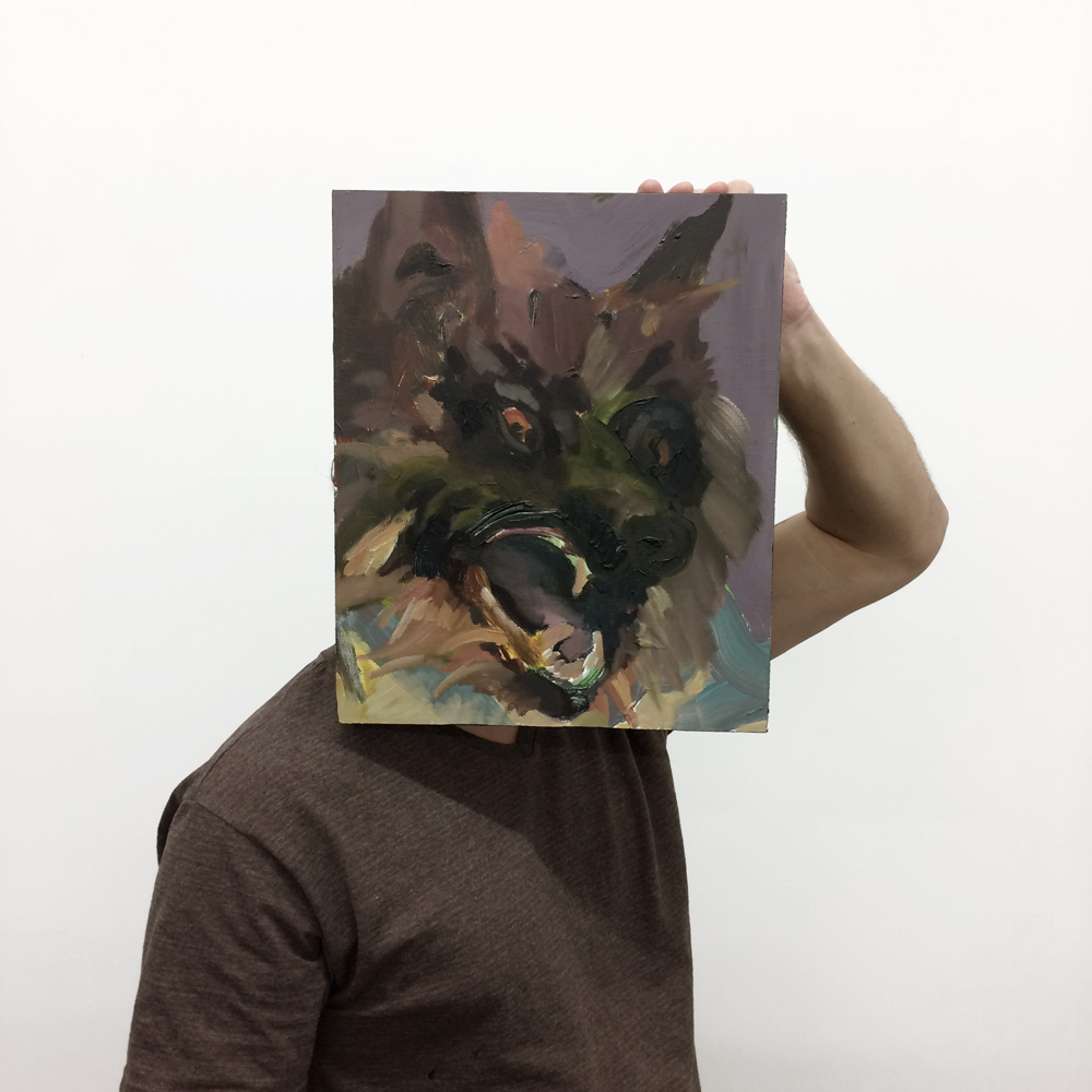 Jaik with  Wolf Mask (2016)