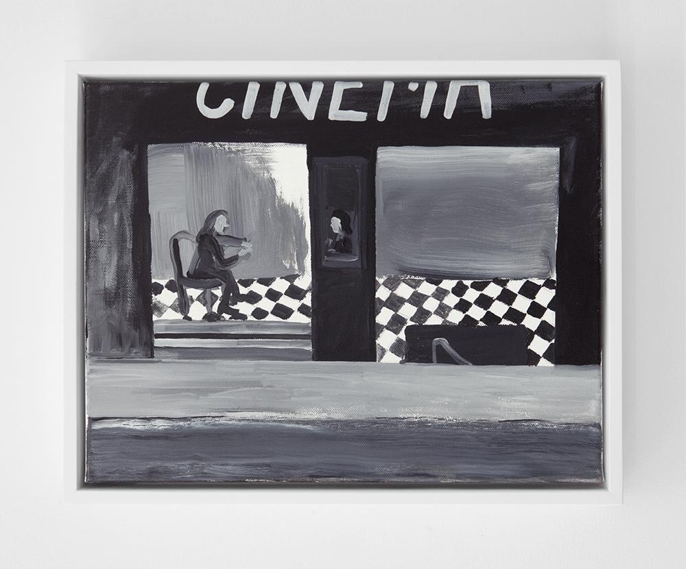 """""""Cinéma (Paris)"""""""