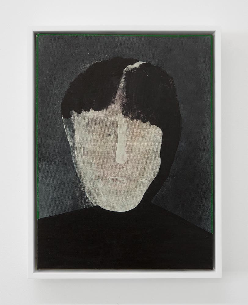 Netta Fornario , 2018, acrylic on canvas, 16 x 12 inches