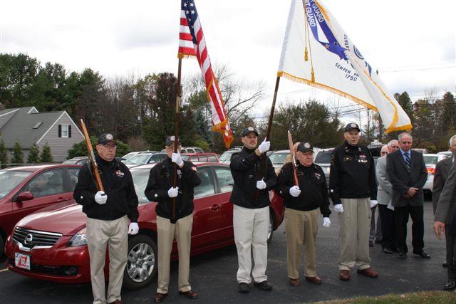 Baker-flagpole dedication-Oct2013 007.jpg