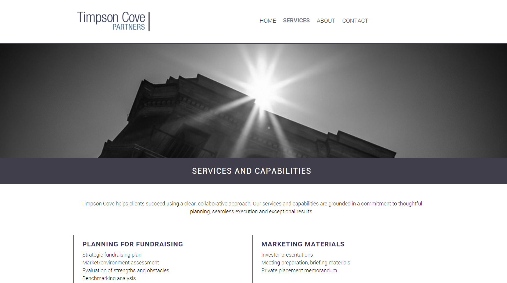 Timpson Cove Partners