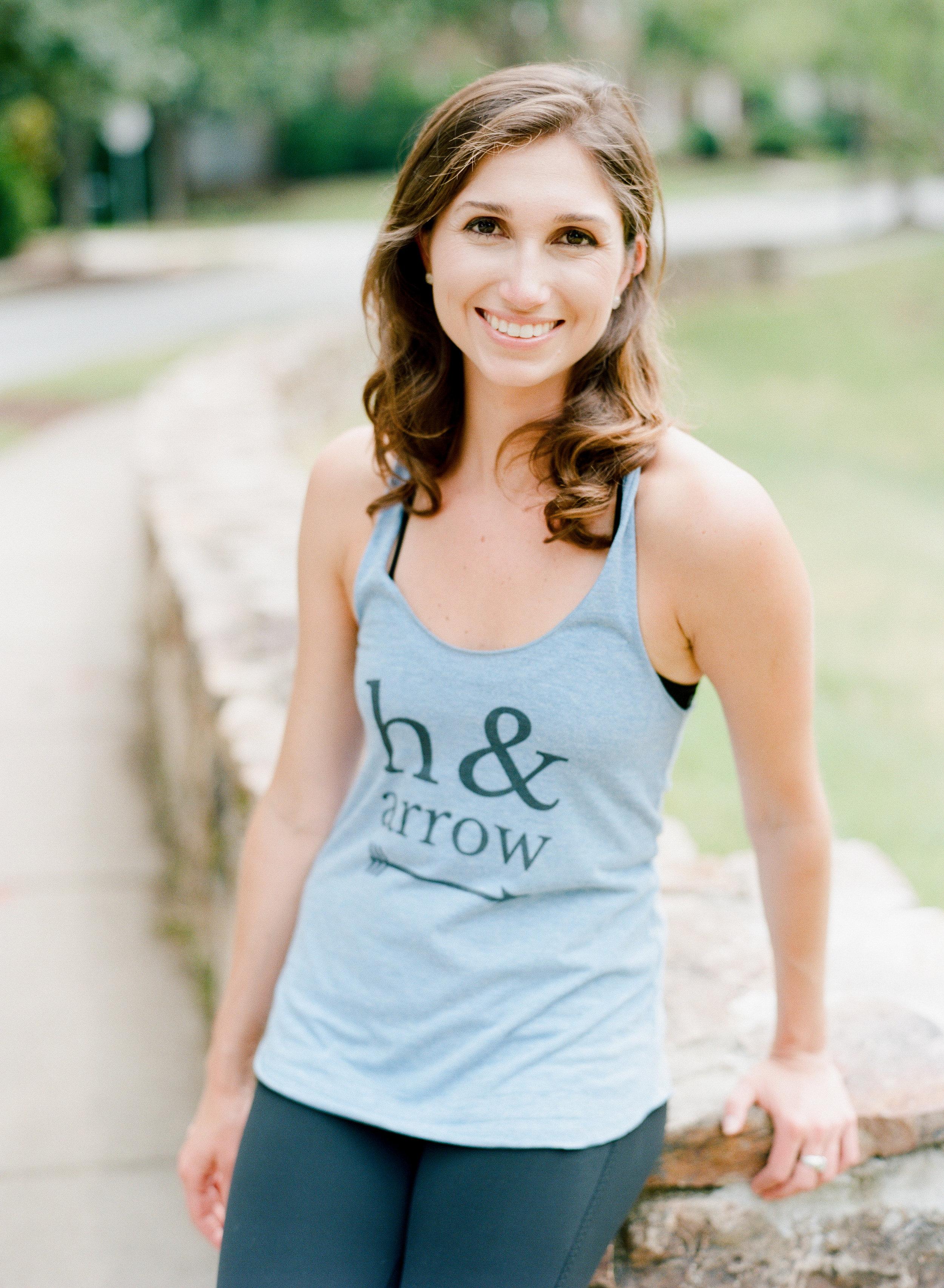 Hannah Fleishman, Owner of H & Arrow Fitness | North Carolina