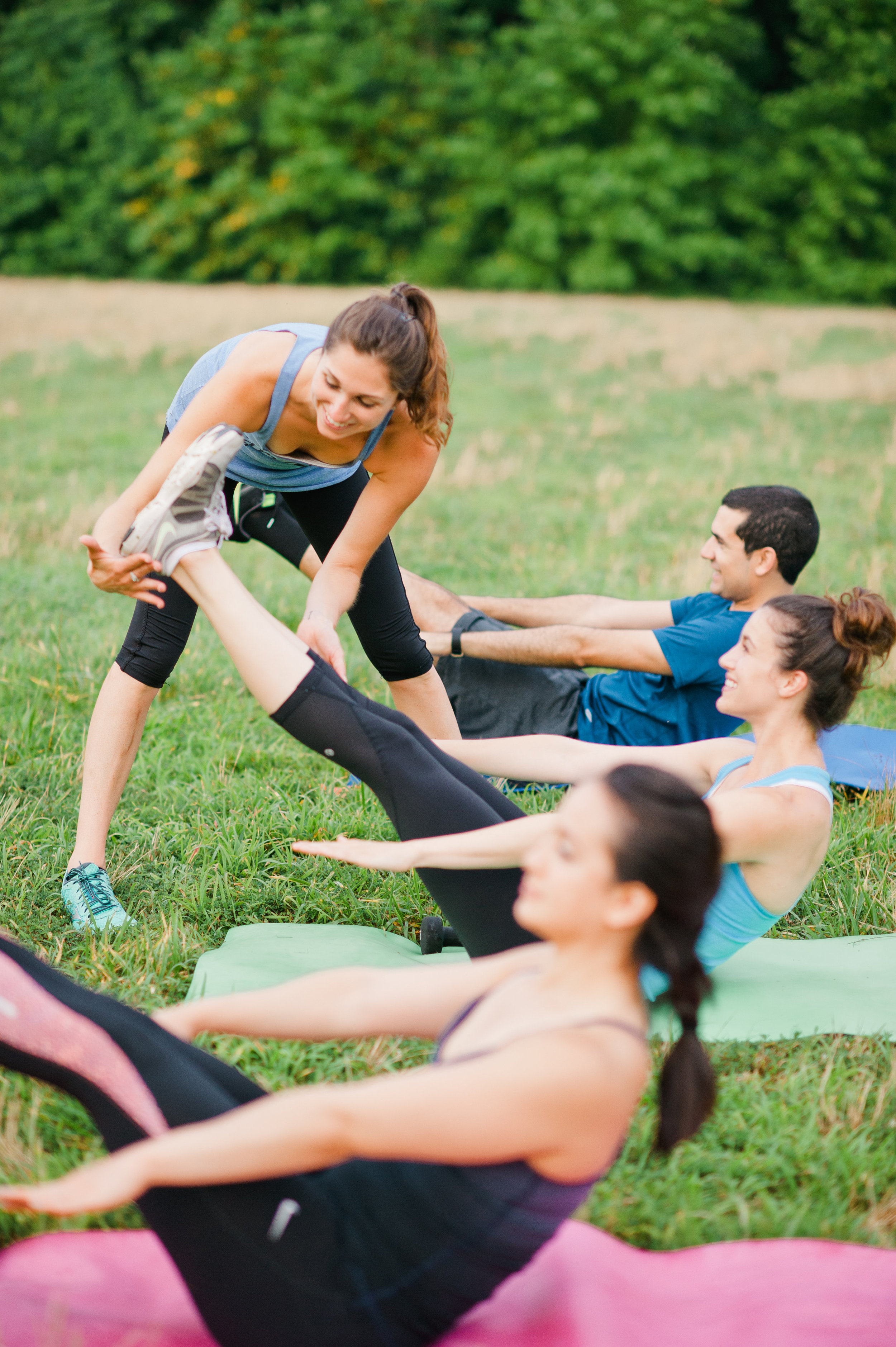H & Arrow Fitness Classes led by Hannah Fleishman | Raleigh-Durham Fitness