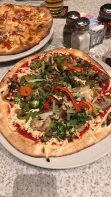 You can make all of their pizzas dairy free. Just ask for the dairy free cheese!