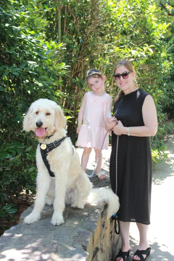 Indy, Talia and Alex's mom (Mama C)