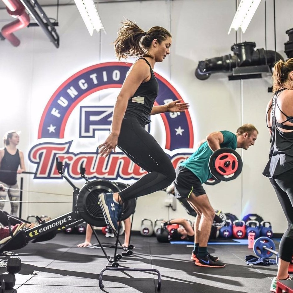 F45  is on the list!