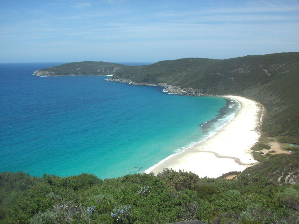 Shelley Beach – Thank you Mark n Simone Carr