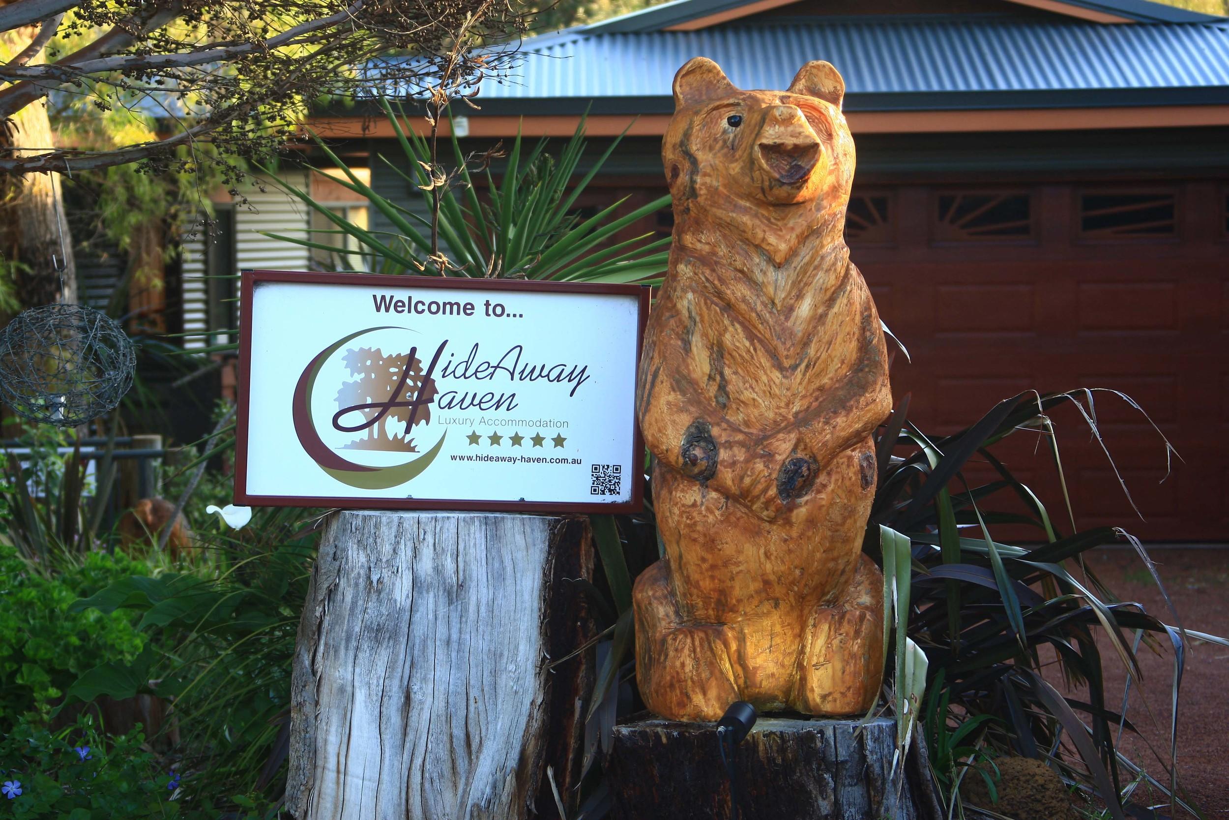 Heidi Bear Welcome to HideAway Haven lo res.jpg