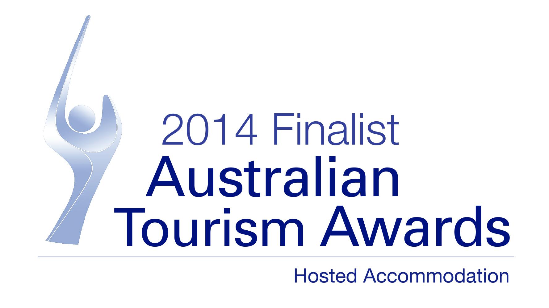 2014 Finalist Australian Tourism Awards
