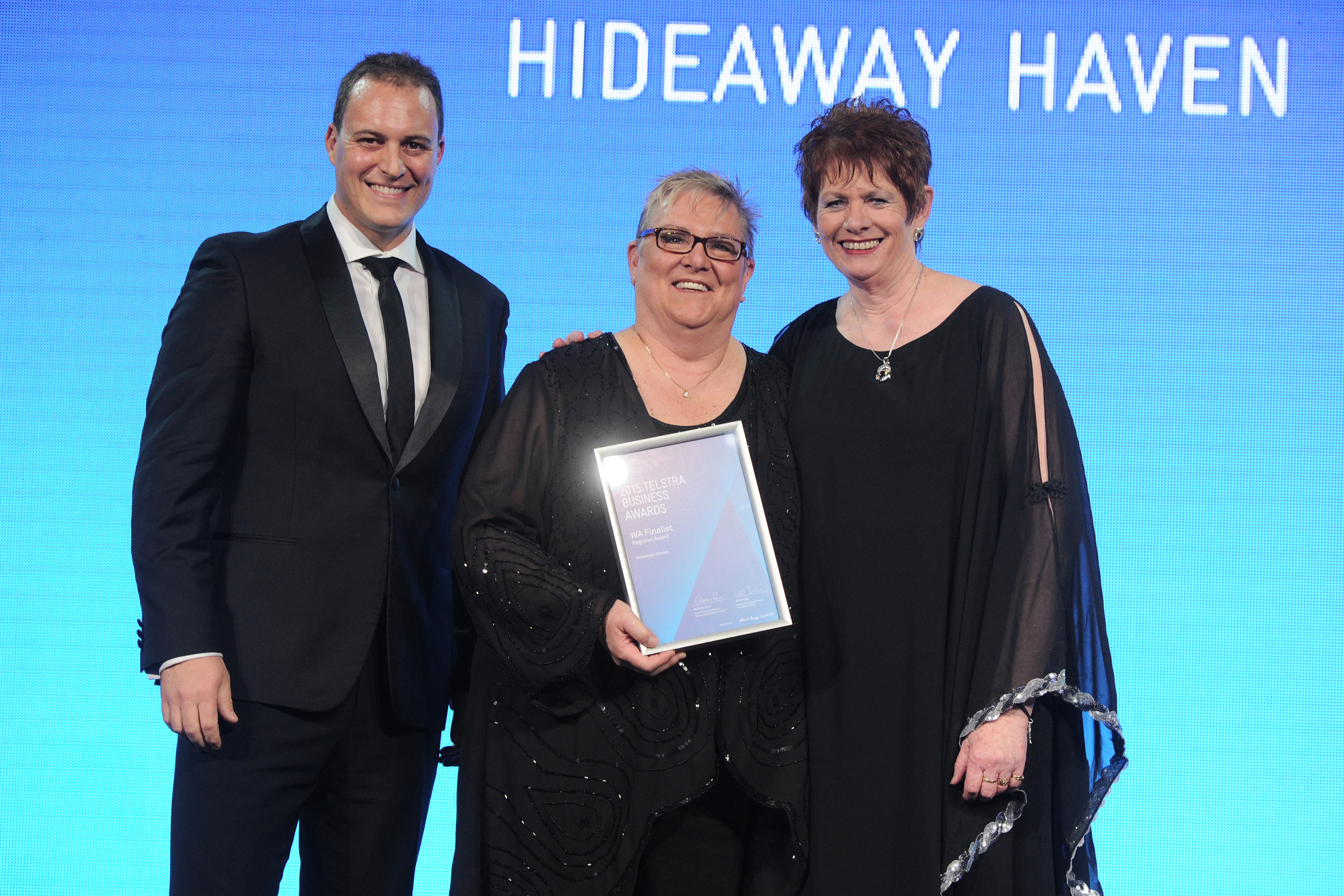 Regional Business Award - Telstra Finalist
