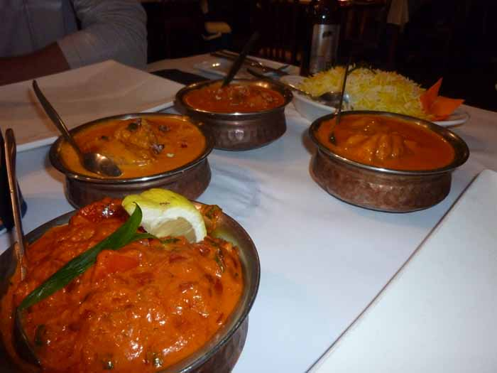 The Curry Leaf fine choice for guests at HideAway Haven