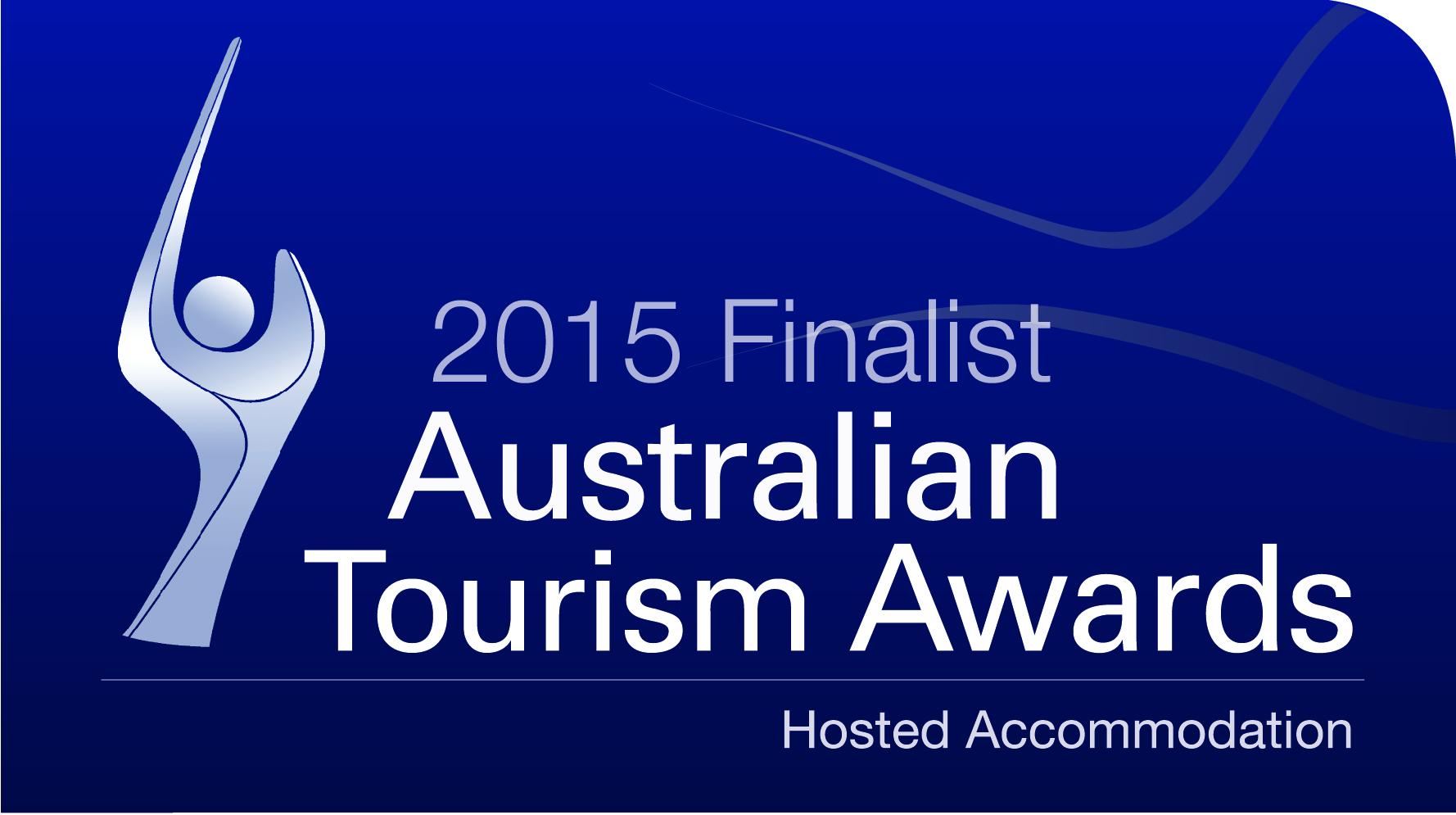 Qantas Australian Tourism Awards HideAway Haven