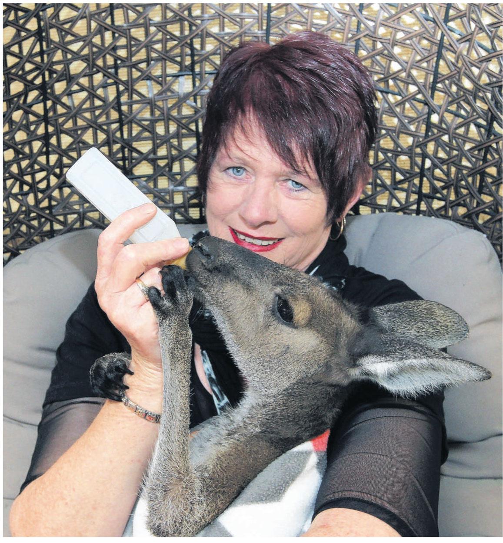 Sammie Jo  Image courtesy West Australian Newspapers