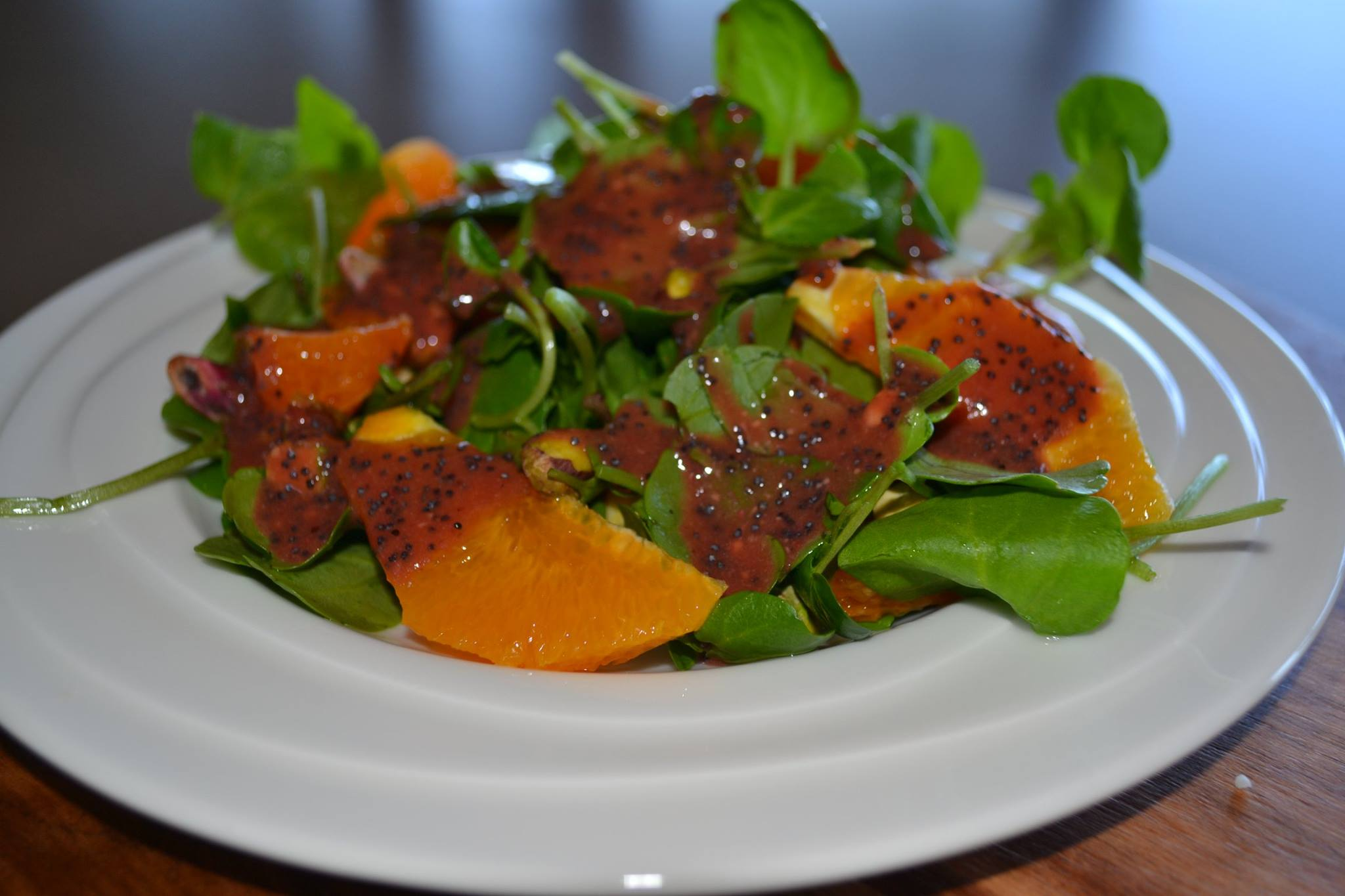 Watercress and Citrus Salad