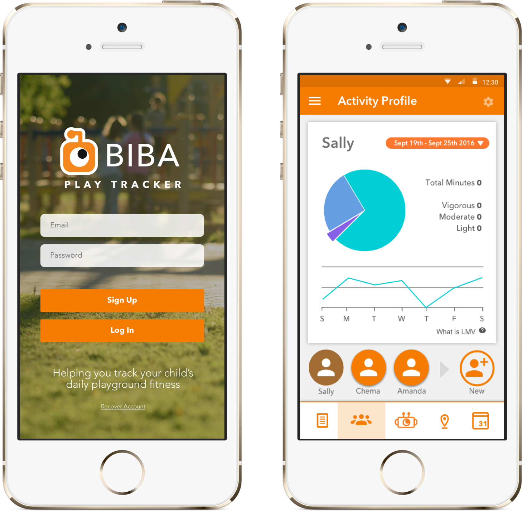 Copy of Biba PlayTracker: Family Playground Finder and Activity Tracker