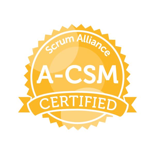 Advanced Scrum Master Certification - ACSM