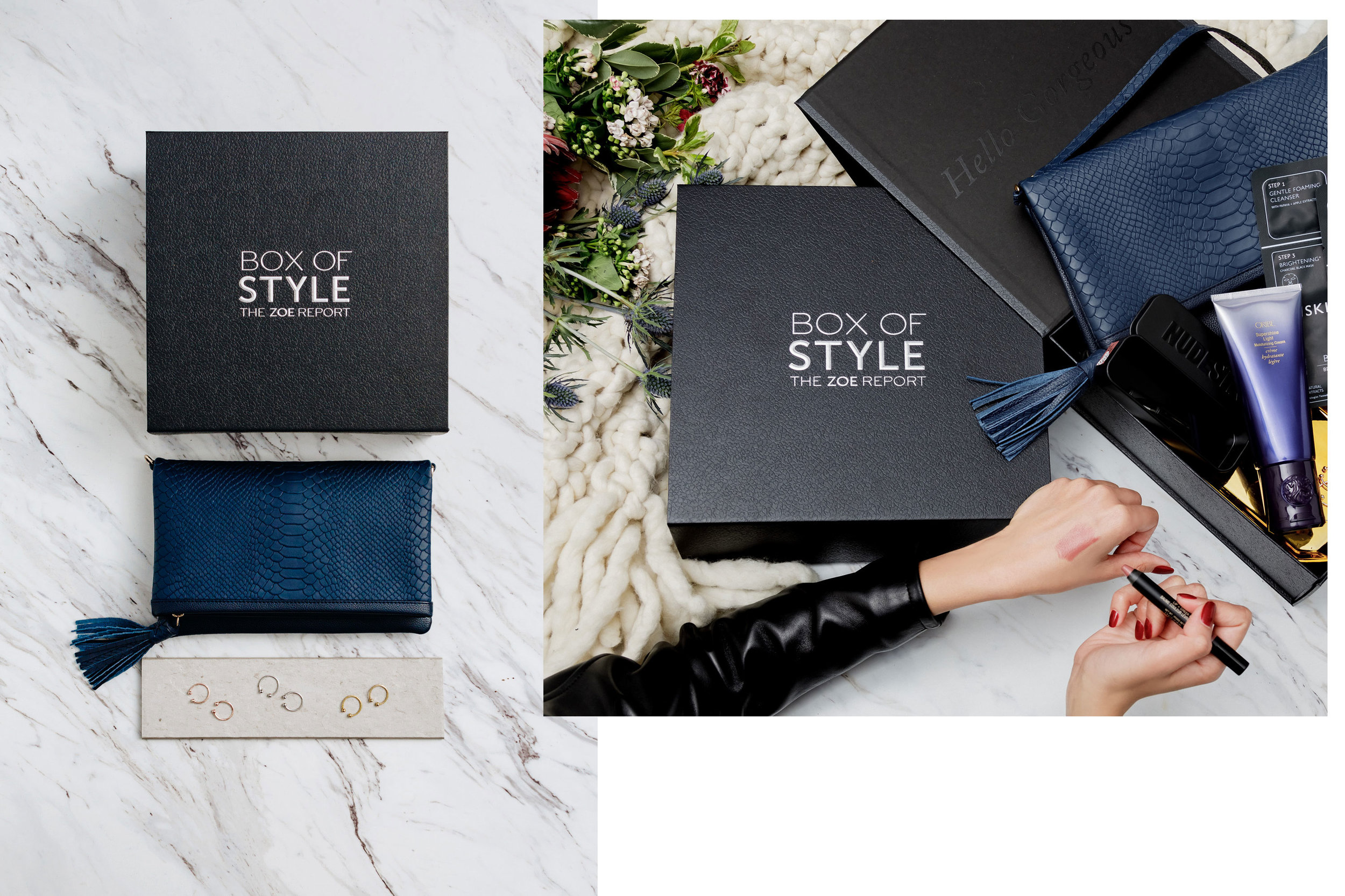 THE ZOE REPORT'S BOX OF STYLE FALL 2017