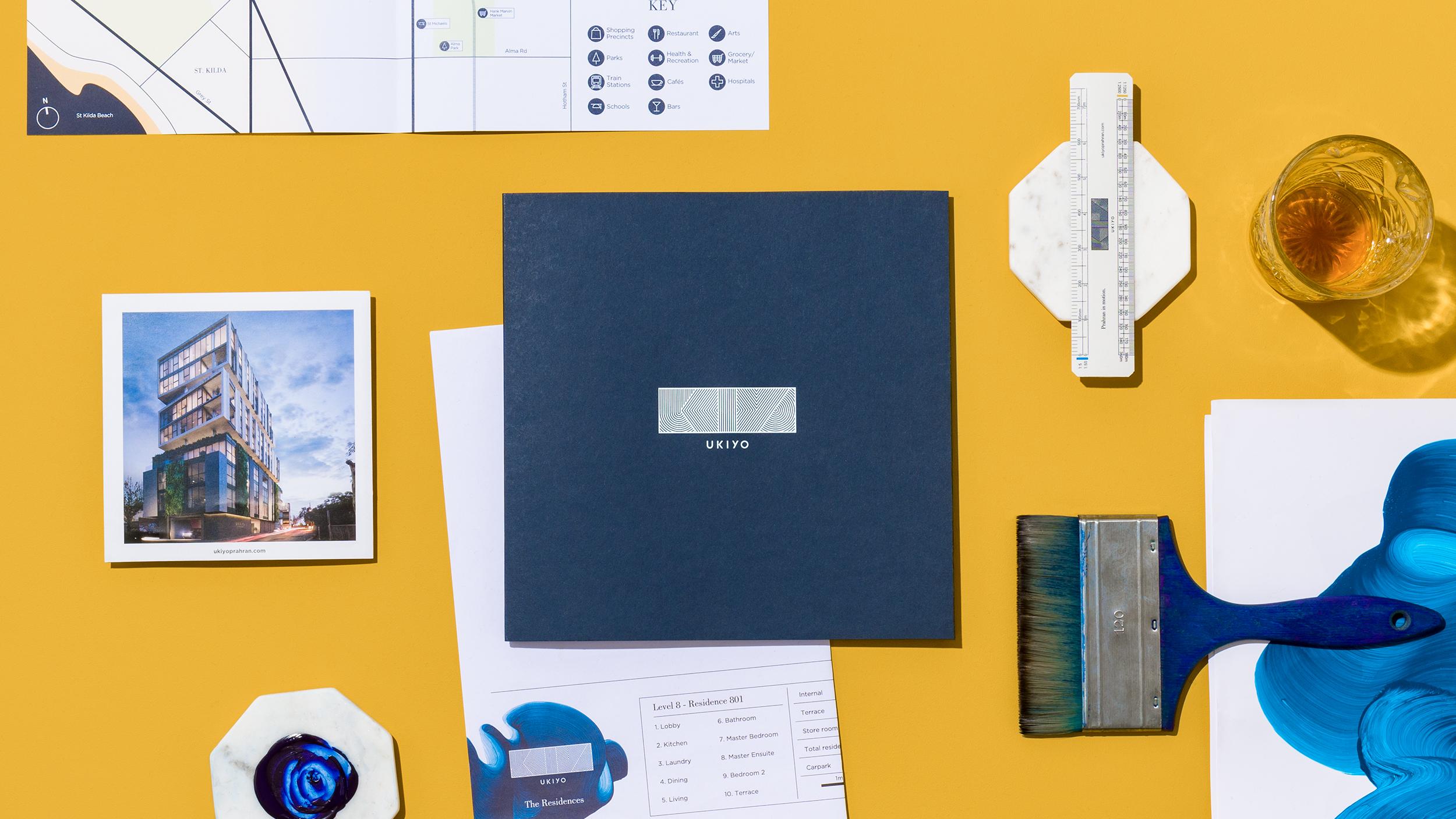 UKIYO Marketing Materials