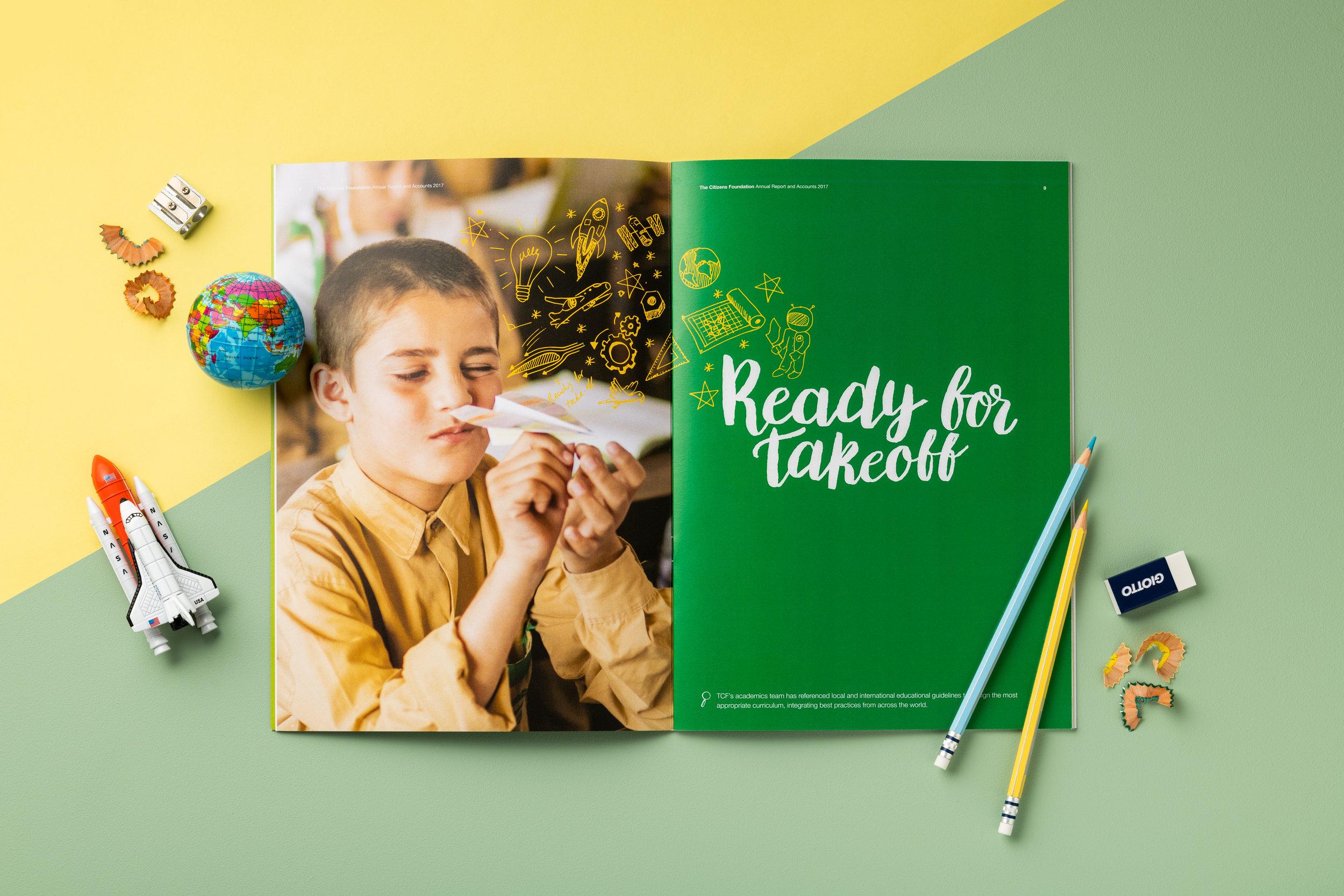 Hawk & Handsaw - TCF Brochure